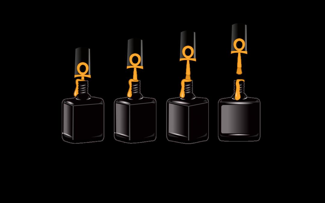NAILS BY MAU logo