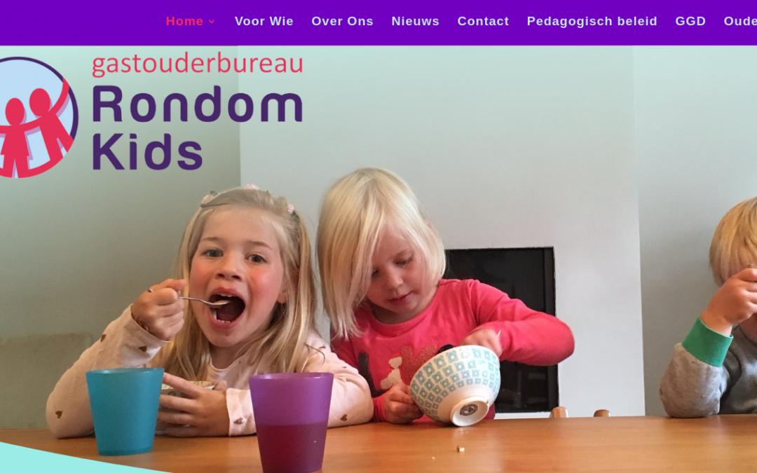 RONDOMKIDS website