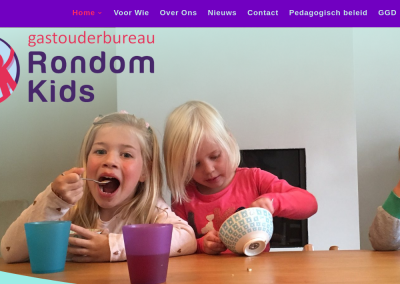 RONDOMKIDS website