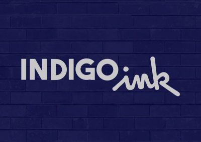 INDIGO INK logo
