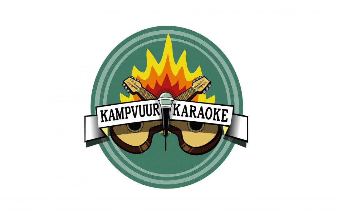 KAMPVUUR KARAOKE logo